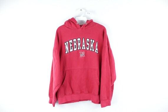 90s Mens Medium University Nebraska Cornhuskers Ho