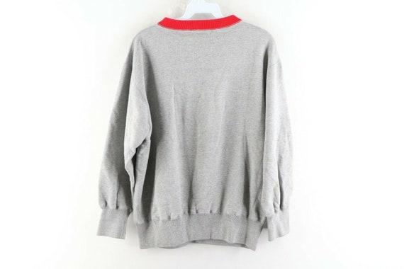 80s Ralph Lauren Body Wear Mens Medium Spell Out … - image 8