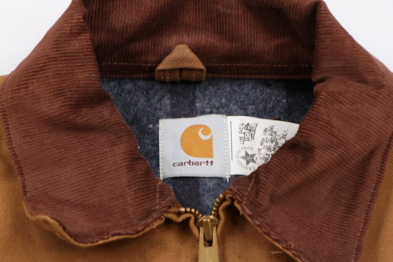 Deadstock 90s Carhartt Mens 48 Tall Blanket Lined… - image 6