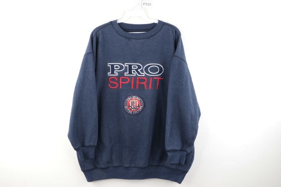 90s Pro Spirit Womens M/L Stitched Spell Out Faded
