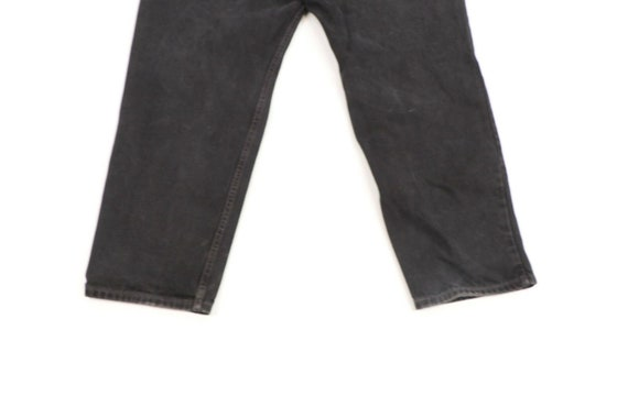 Vintage 90s Levis 550 Relaxed Fit Distressed Fade… - image 9