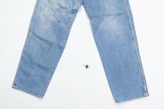 80s Ralph Lauren Mens Medium Elastic Waist Tapere… - image 3