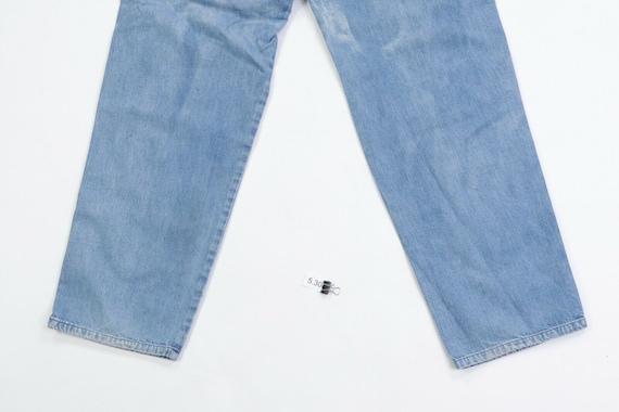 80s Ralph Lauren Mens Medium Elastic Waist Tapere… - image 10