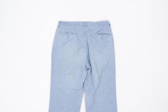 80s Polo Ralph Lauren Mens 33x28 Streetwear Chamb… - image 7