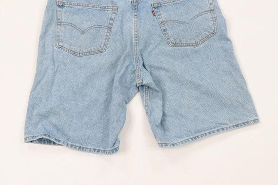 Vintage Levis 550 Mens Size 40 Relaxed Fit Distre… - image 8
