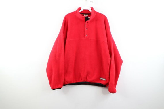90s Russell Athletic Mens Large Spell Out Snap But
