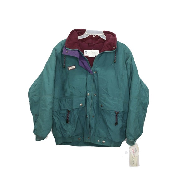 Deadstock Vintage 90s Columbia Womens Large Skiing