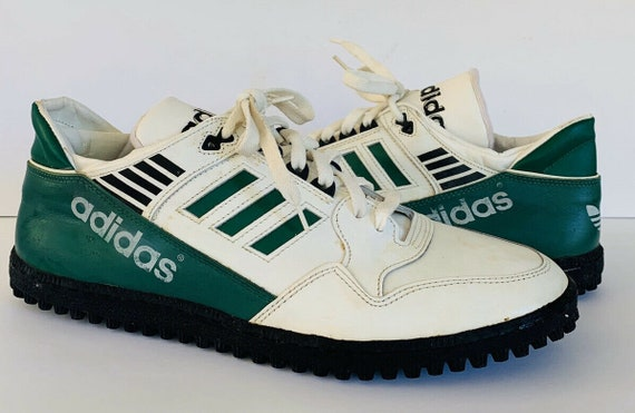 Vintage Adidas 14 Mens Gripper Turf Football Shoes