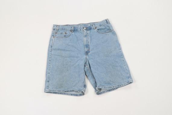 Vintage Levis 550 Mens Size 40 Relaxed Fit Distre… - image 1