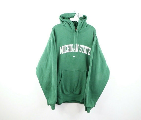 90s Nike Mens XL Michigan State University Center