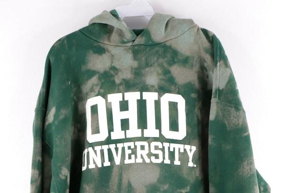 90s Russell Athletic Mens XL Ohio University Spel… - image 2