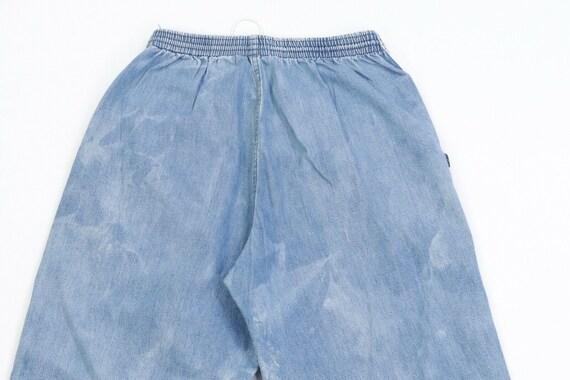 80s Ralph Lauren Mens Medium Elastic Waist Tapere… - image 8