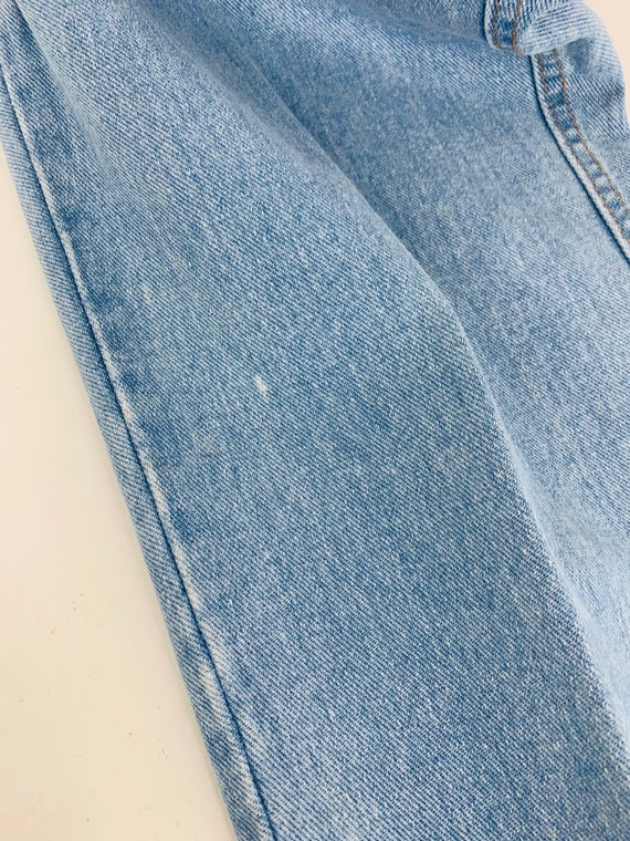 VTG 90s Streetwear Womens 8P Pleated High Rise Ta… - image 9