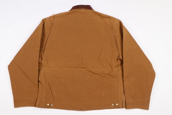 Deadstock 90s Carhartt Mens 48 Tall Blanket Lined… - image 8