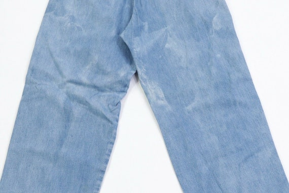 80s Ralph Lauren Mens Medium Elastic Waist Tapere… - image 9