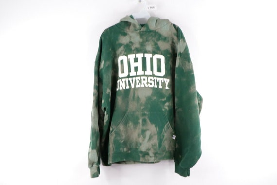 90s Russell Athletic Mens XL Ohio University Spell
