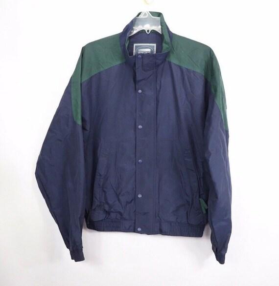 NOS Vintage 90s Streetwear Mens Large Color Block