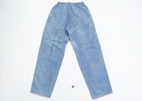 80s Ralph Lauren Mens Medium Elastic Waist Tapere… - image 7