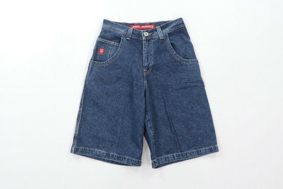 90s JNCO Jeans Mens 30 Shark 8 Ball Spell Out Deni