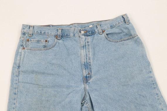 Vintage Levis 550 Mens Size 40 Relaxed Fit Distre… - image 2