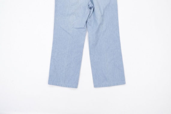 80s Polo Ralph Lauren Mens 33x28 Streetwear Chamb… - image 8