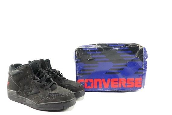 NOS Deadstock Vintage 90s Converse Cons 500 Mid Ba