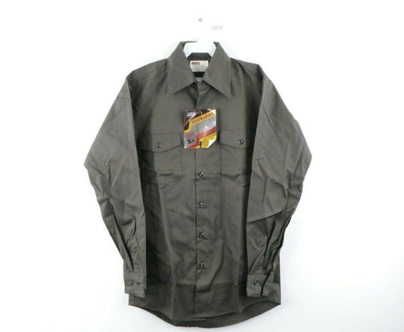 NOS 70s Montgomery Ward Mens Small Double Pocket W