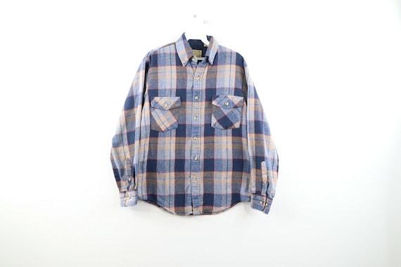90s Streetwear Mens Small Long Sleeve Double Pocke