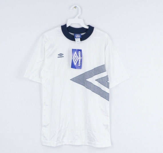 NOS 90s Umbro Mens Small Spell Out Diamond Short S
