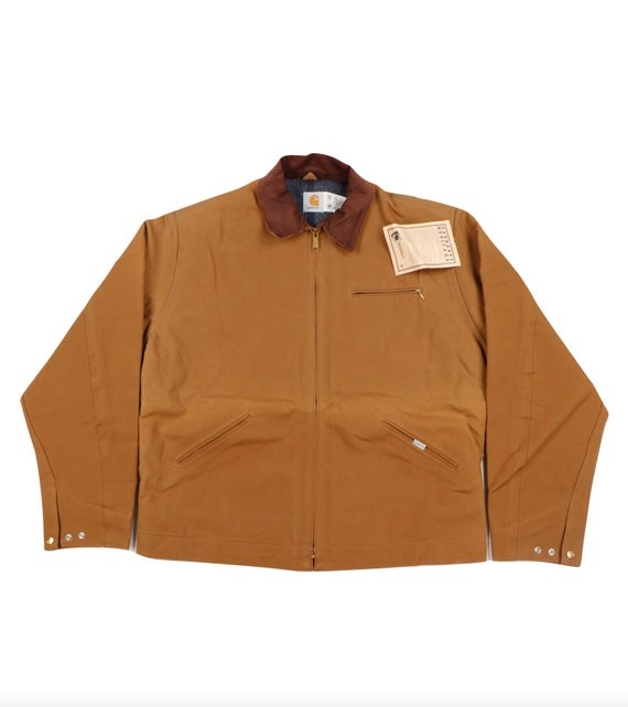 Deadstock 90s Carhartt Mens 48 Tall Blanket Lined… - image 1