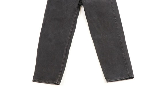 Vintage 90s Levis 550 Relaxed Fit Distressed Fade… - image 3