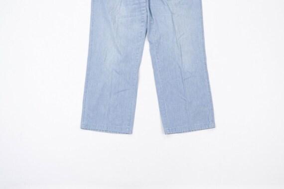 80s Polo Ralph Lauren Mens 33x28 Streetwear Chamb… - image 3