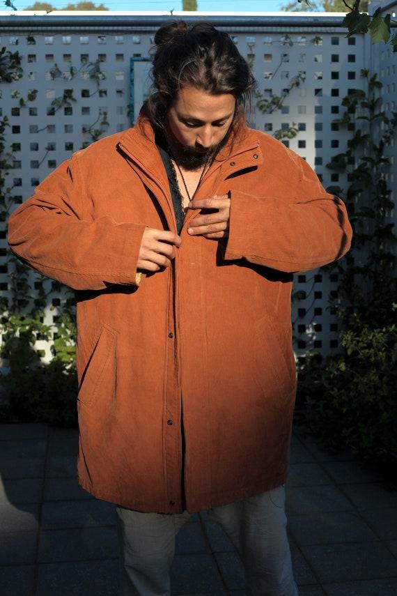 corduroy jacket - image 2