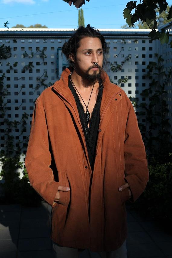 corduroy jacket - image 1