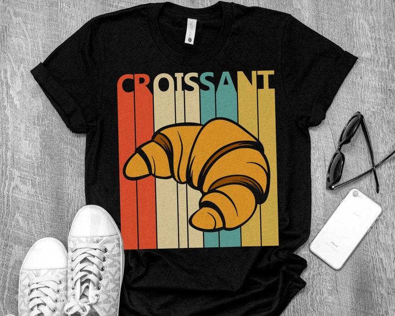 Long sleeve Sweatshirt Political Shirts Hoodie Vintage Shirt Yoga Shirt Vintage Croissant Shirt Embroidered Shirt Pastel Goth Shirt