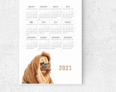 Cute Dog Calendar 2021, Cute dog pictures, Calendar for 2021, Calends, Calender, 2021 Calendar, Calendar year, Printable Calendar Yearly