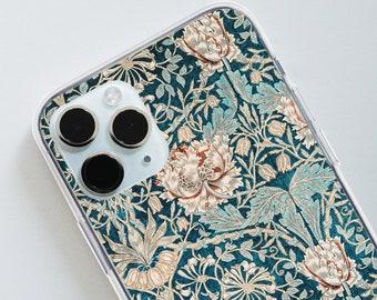 Floral Ornament OnePlus Case, Unique Ancient Art On iPhone 12 case, Aesthetic Phone Case, Samsung galaxy S8 S20 S21 case, OnePlus 7t 8T case