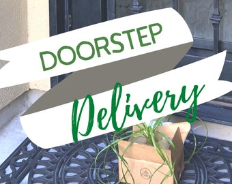 Add on Doorstep delivery