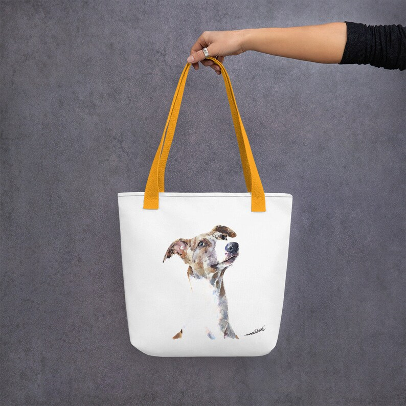 Sighthound Tote Bag Whippet Tote bag