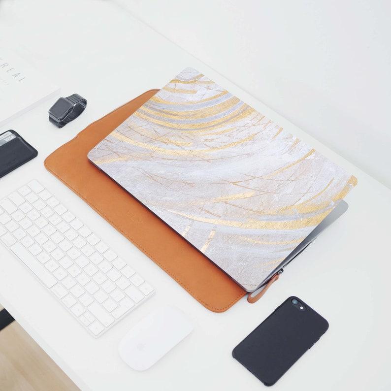 MacBook Air Case MacBook Pro Case MacBook Abstract golden pattern case New MacBook Pro Case.