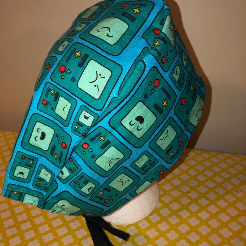 Surgical Hat Scrub Cap