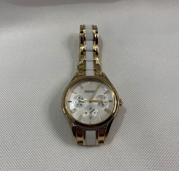 Seiko women's wrist watch