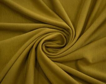 Printed JERSEY Soft Cotton Childrens Stretch Knit Dress Fabric OEKO-TEX