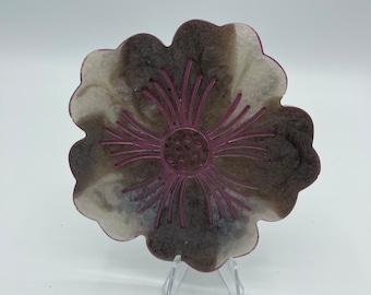 1 Piece Flower Coaster