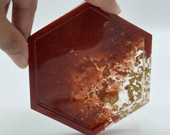 Hexagon Jewelry Tray