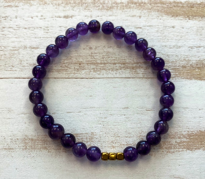 6mm beads Release my Stress-Calm my Being mini set