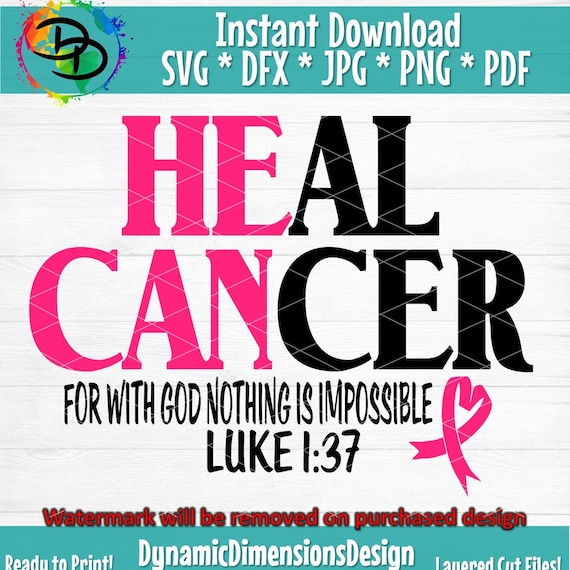 He Can Heal Cancer _ Breast Cancer