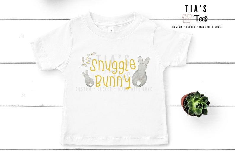 Stout House WV Collaboration Snuggle Bunny Tee