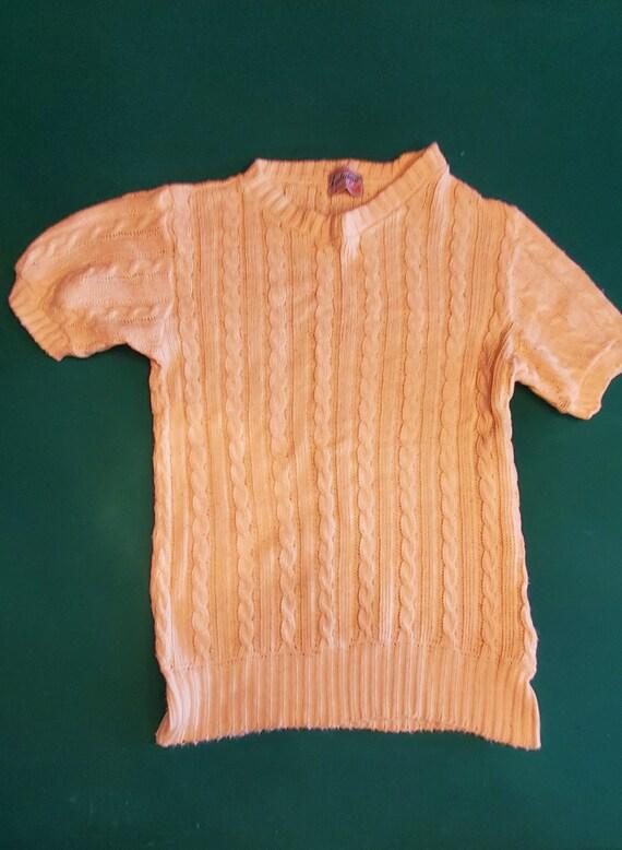 Catalina Women's Sweater Short Sleeves