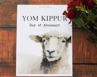 Yom Kippur Study